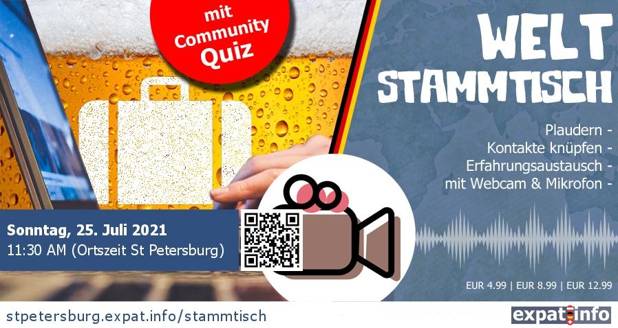 Deutscher Stammtisch St Petersburg