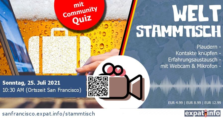 Deutscher Stammtisch San Francisco