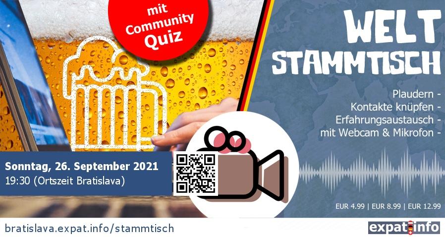 Deutscher Stammtisch Bratislava